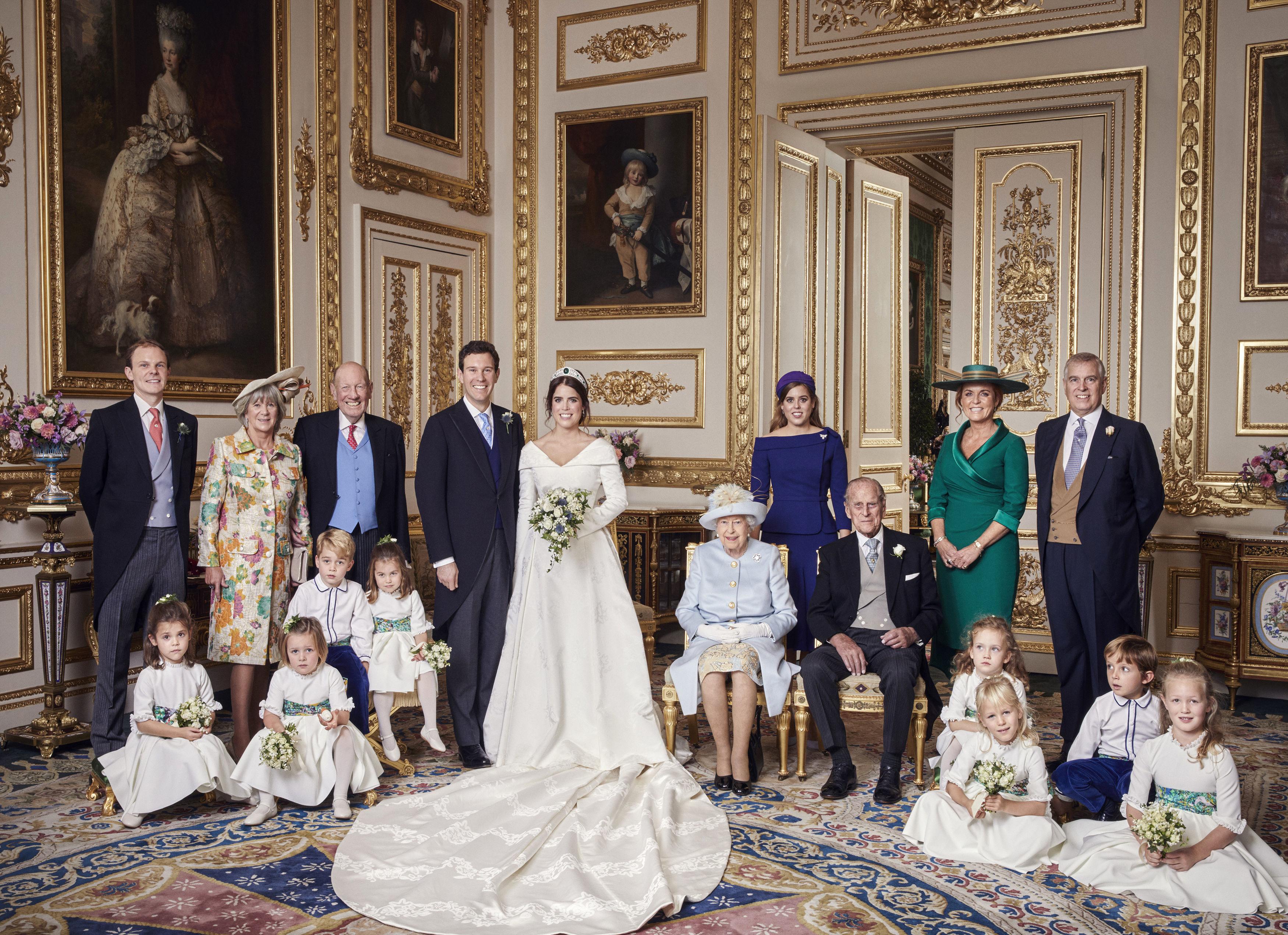 hercegi esküvő