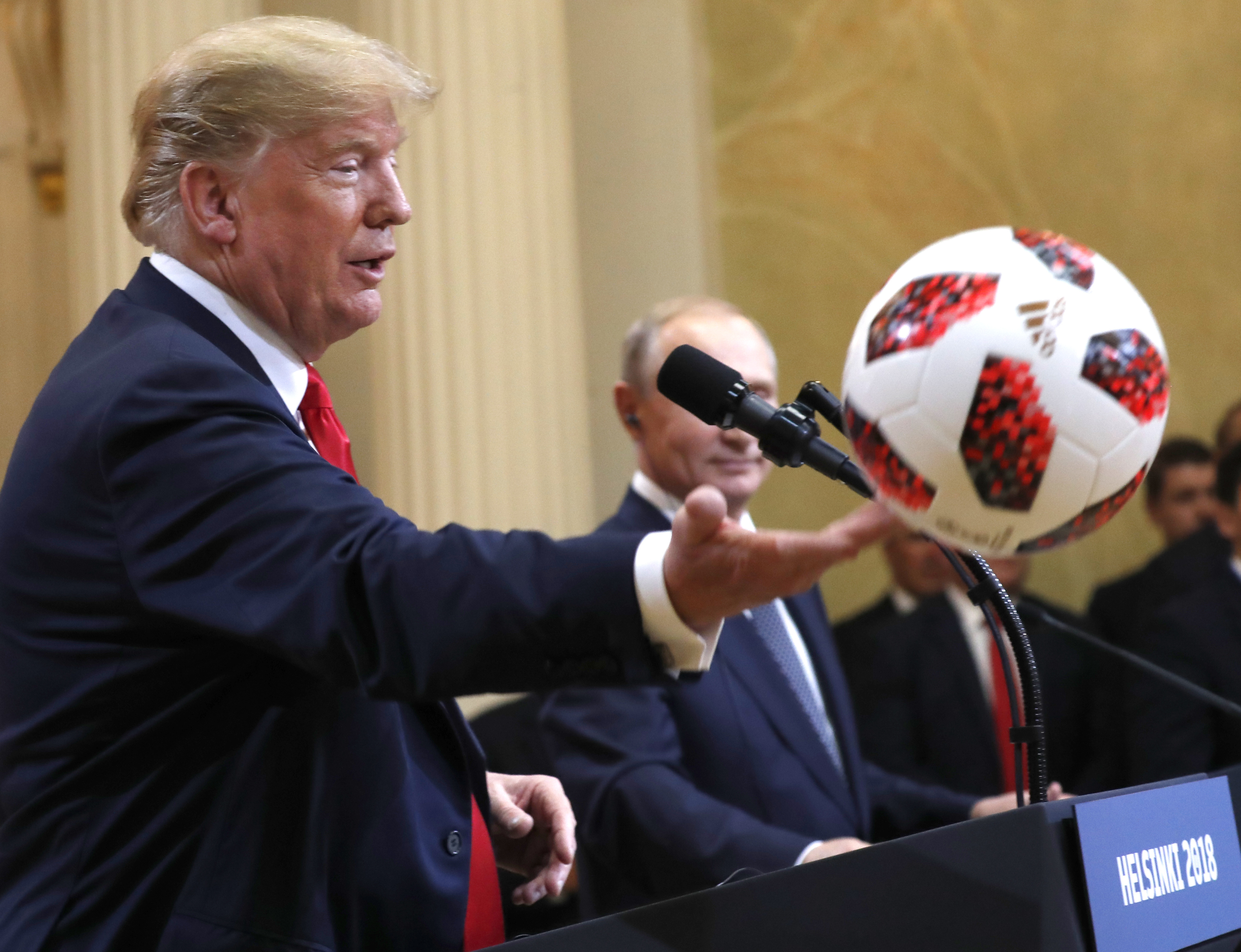 Putyin-Trump csúcstalálkozó