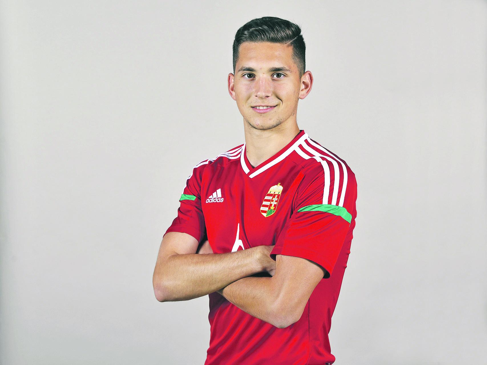 Vida 2016-ban bemutatkozhatott a magyar válogatottban