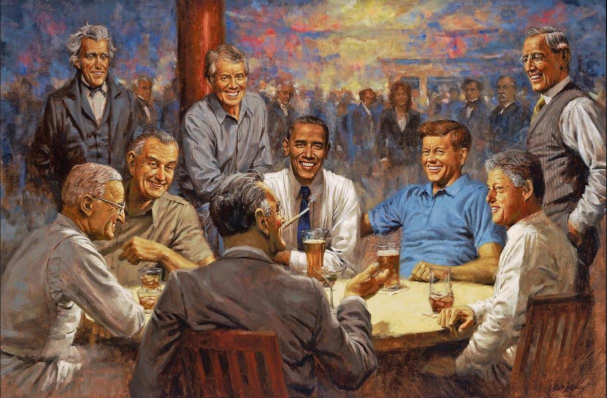 Elnökök között