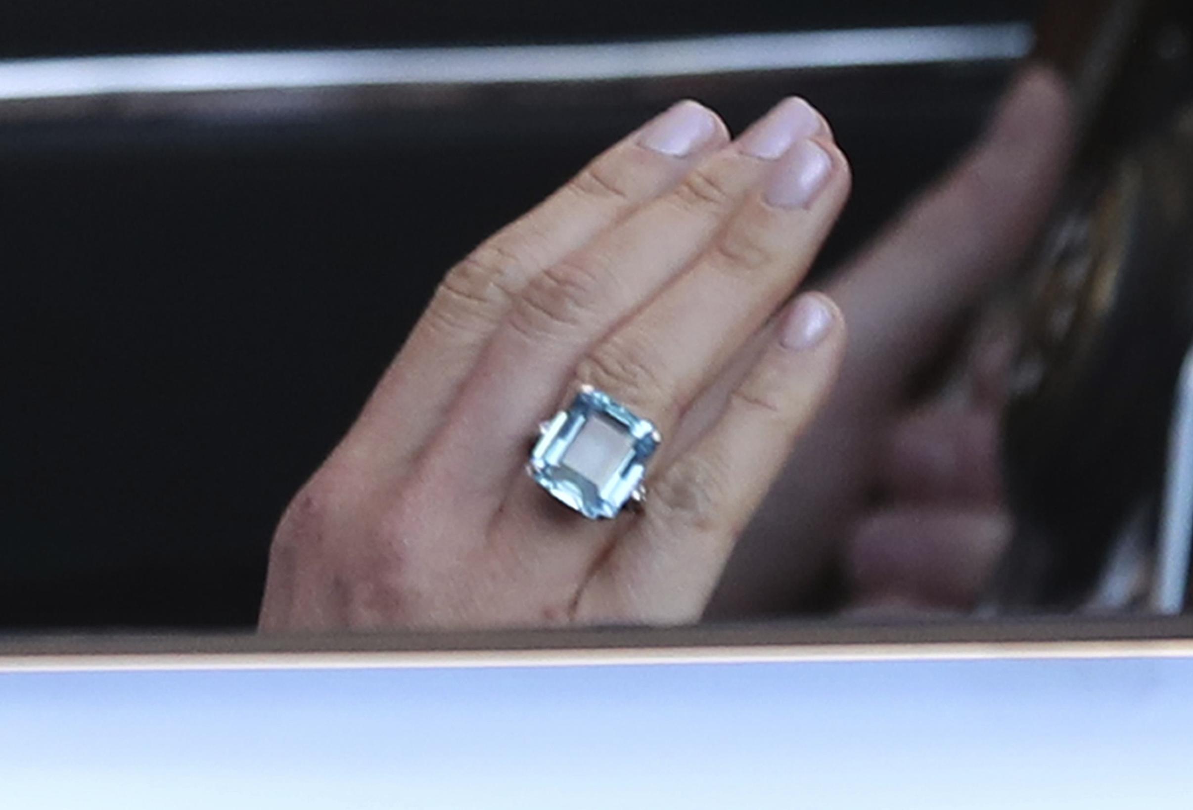 Meghan gyűrűje