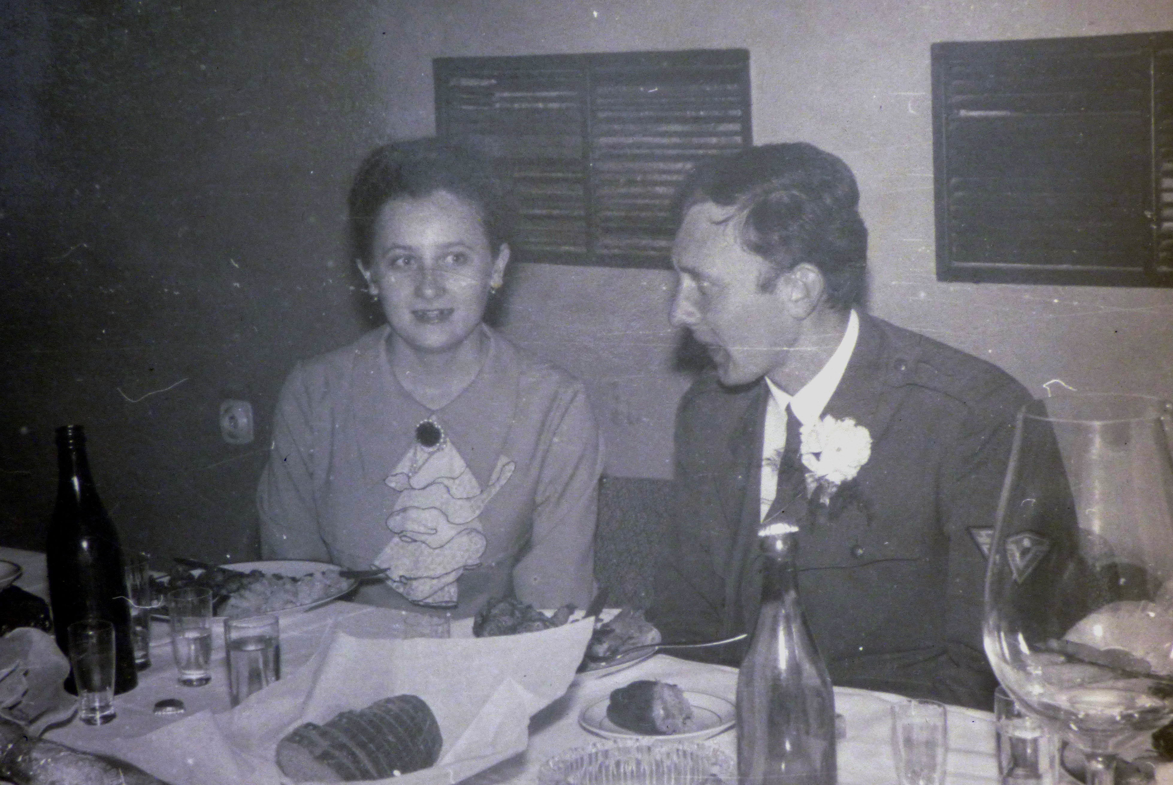 Szabó Mária és Szabó Gyula az események idején húszévesek voltak