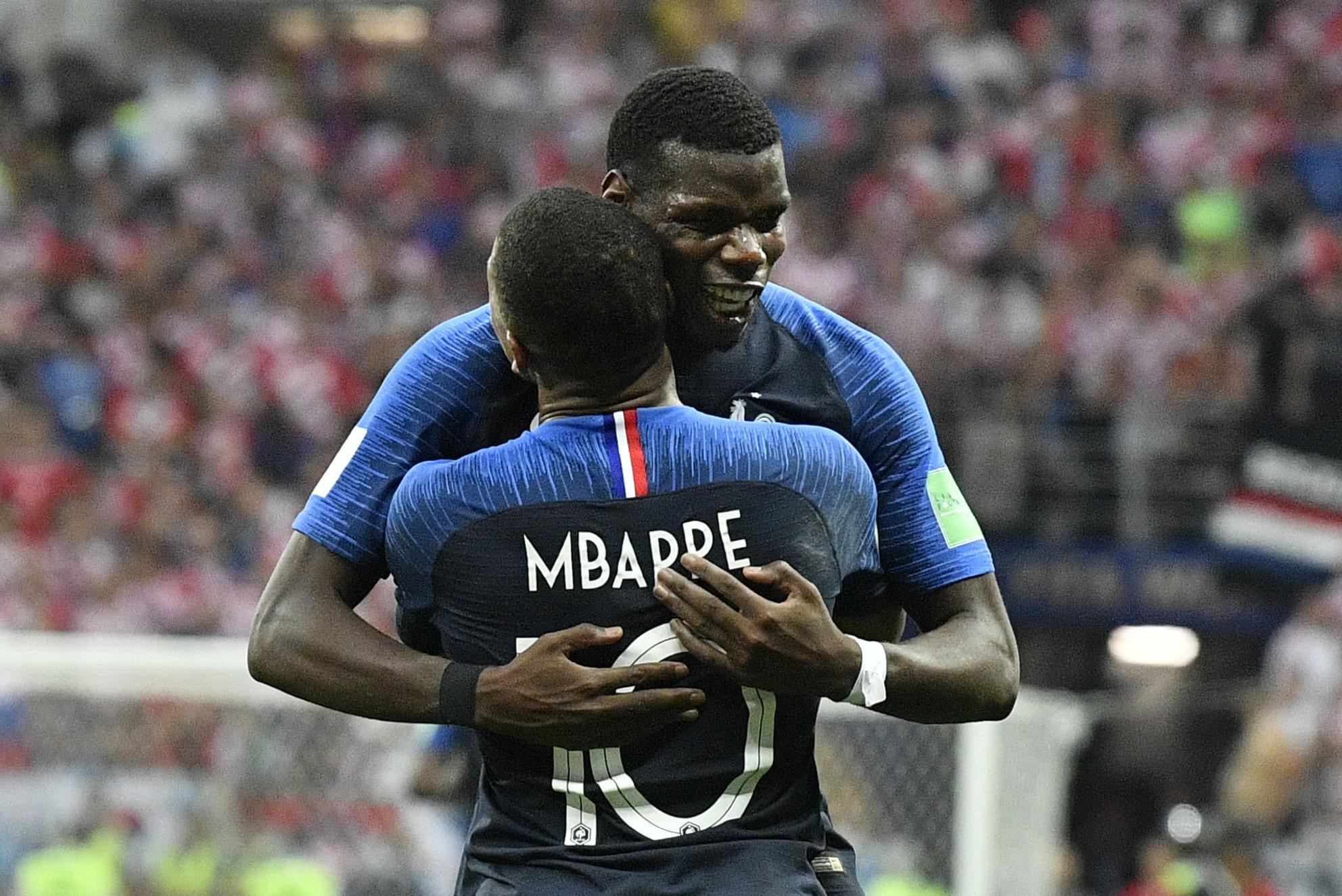 A francia fociválogatott