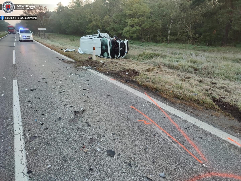 Súlyos baleset – Két személyautó és egy autóbusz ütközött