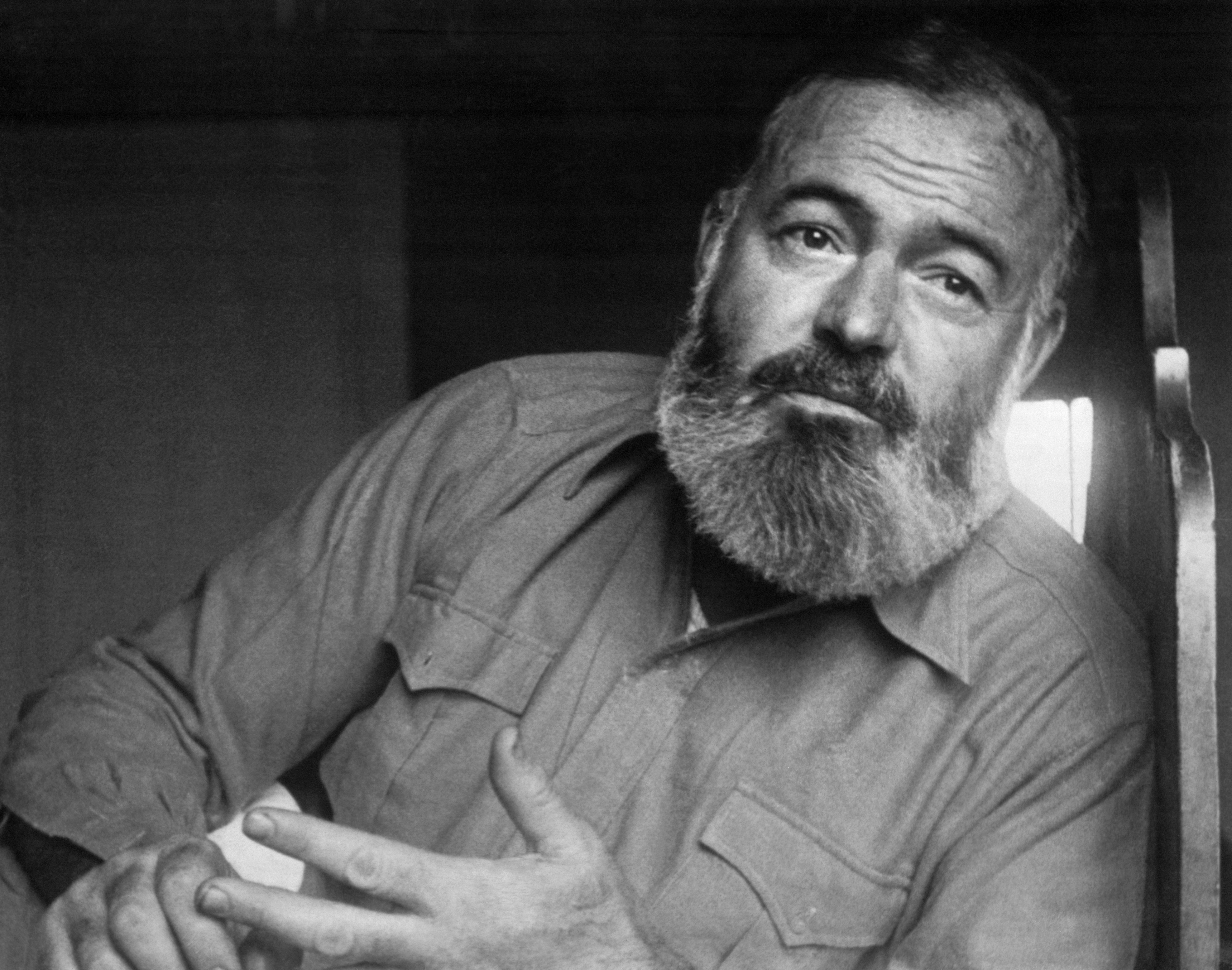 soldiers home ernest hemingway thesis Soldier's home - ernest hemingway 3/4/2013 0 comments this week we will be starting american modernism - and what greater way to start than with one of the most revered american authors - ernest hemingway.