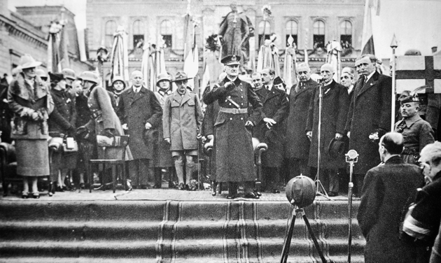 """1918, 1938, 1948 – """"Nyolcas évek"""" magyar szemmel"""