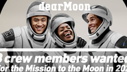 Dear Moon mission