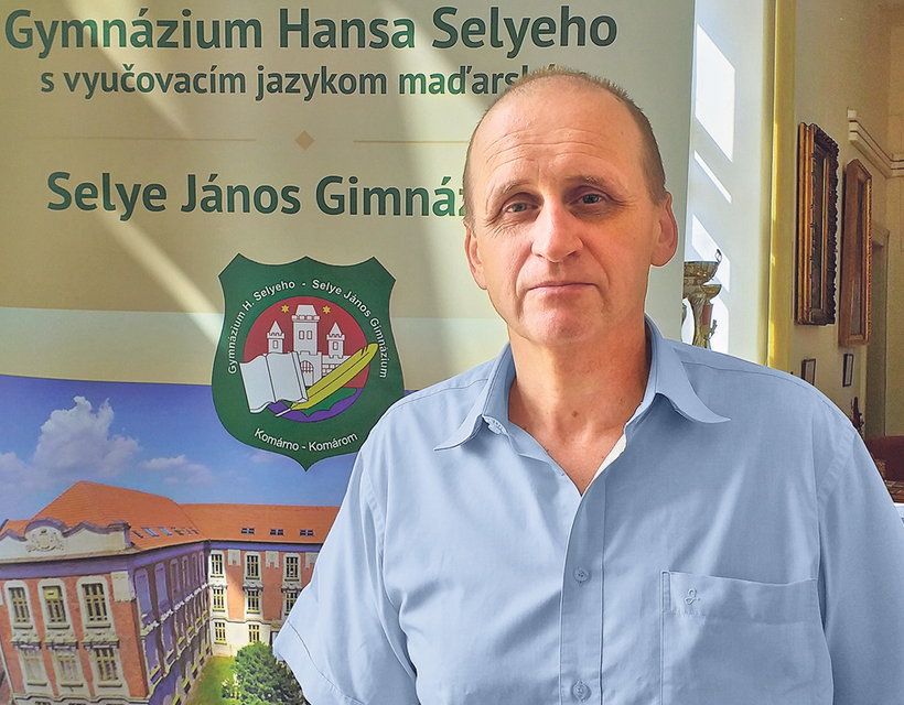 """Andruskó Imre: """"Szellemileg és fizikailag is építkezni kellˮ"""
