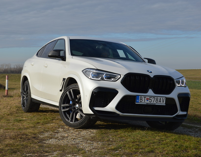 BMW X6 Competition