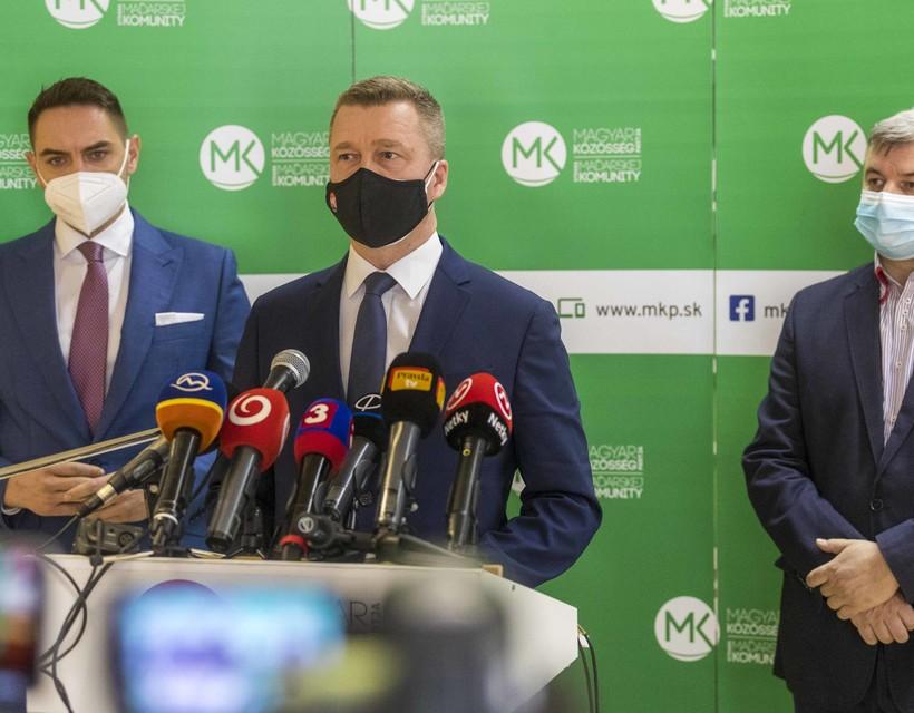 Gyimesi felvétele az alakulóban levő magyar párt megosztásához vezethetne