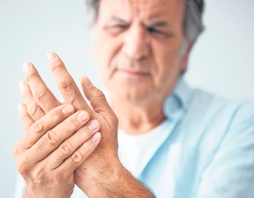 hogyan lehet enyhíteni a térdízület duzzanatát artrózissal