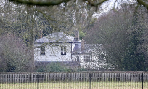 A Frogmore Cottage