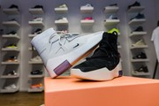 Nike Air Fear of God 1 Black & Light Bone-5