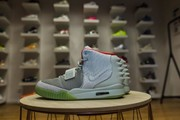 Nike Air Yeezy 2 Pure Platinum -8