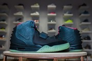 Nike Air Yeezy 2 Solar Red-9