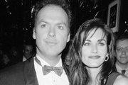 Courteney Cox a Michael Keaton-8