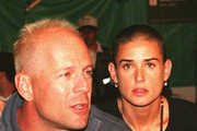 Demi Moore a Bruce Willis-9