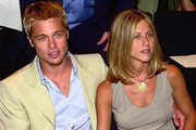 Jennifer Aniston a Brad Pitt-10
